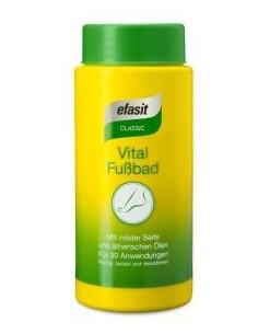 Efasit Classic Vital sapun pentru imbaierea picioarelor 400g