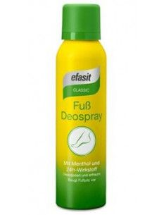 Efasit Classic Deo Spray odorizant pentru picioare 150ml