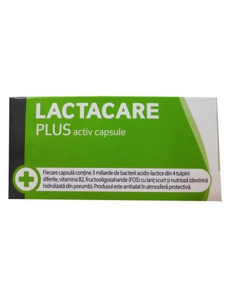 Lactacare Plus x 30 cps vegetale