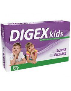 Digex Kids x 10 plicuri