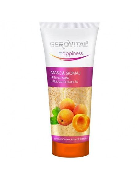 Gerovital Happines Masca gomaj 100ml