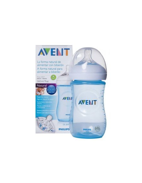 Avent Natural Biberon sistem anticolici 260ml