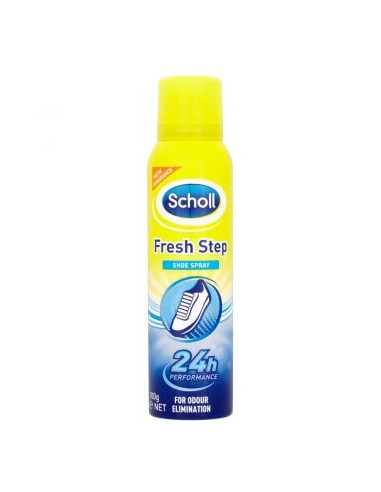 Scholl Spray Fresh Step incaltaminte 150ml