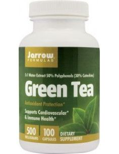 Green Tea (ceai verde) 500mg x 100 capsule