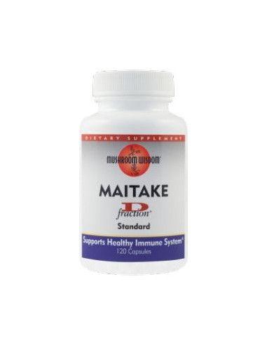 Maitake D-fraction x 120 capsule