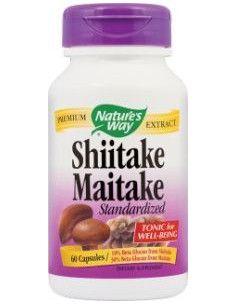 Secom Shiitake Maitake SE x 60 capsule