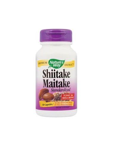 Shiitake Maitake SE x 60 capsule