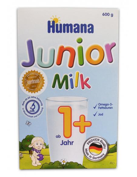 Humana Lapte Praf Junior Milk4 x 600g