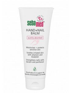 Sebamed Balsam Dermatologic pt maini si unghii 75ml
