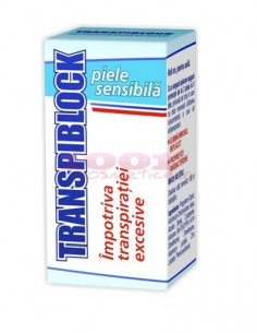 Transpiblock Roll-on x 50ml