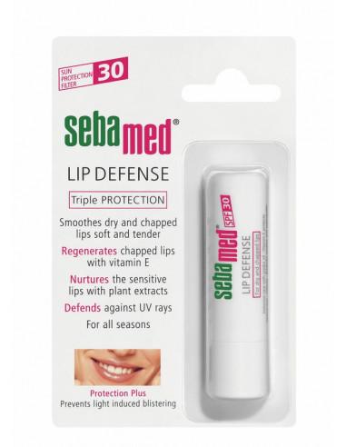 Sebamed Balsam Dermatologic protector buze SPF30 4,8g