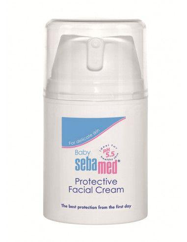 Sebamed Baby Crema Dermatologica protectoare pt fata 50ml