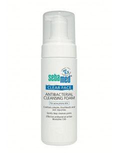 Sebamed Clear Face Spuma Dermatologica antibacteriana de curatare 150ml