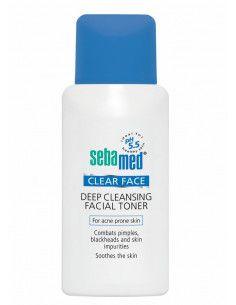 Sebamed Clear Face Lotiune Tonica Dermatologica antiacneica pt curatarea fetei 150ml