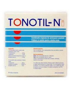Tonotil N x 10 ml soluţie orală