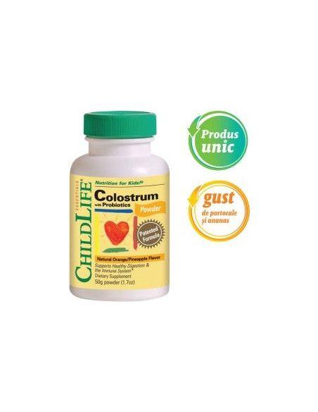 Secom Colostrum plus Probiotics 50g