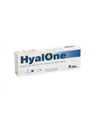 Hyalone 60 mg seringa 4 ml