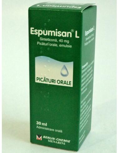 Espumisan L 40mg/ml emulsie orala x 30ml