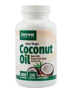 Secom Coconut Oil Extra Virgin 1000 mg x 120cps