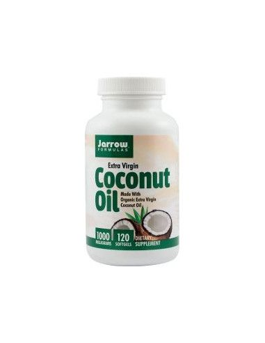 Coconut Oil Extra Virgin 1000 mg x 120cps