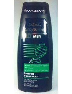 Gerovital H3 Men Sampon Degresant 400ml