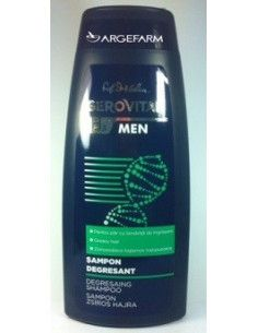 Gerovital H3 Men Sampon Degresant 400ml