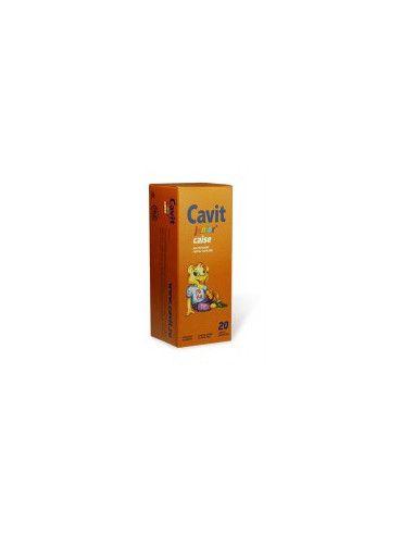Cavit Junior Caise x 20 tb. masticabile