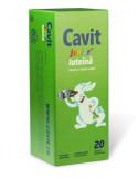 Cavit Junior Luteina x 20 tablete masticabile