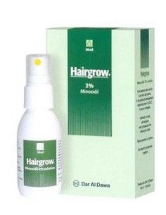 Hairgrow 2% spray cutanat x 50ml
