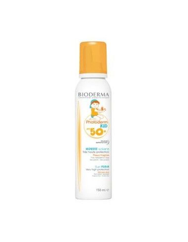 Bioderma Photoderm Kid SPF50+ Spuma 150ml