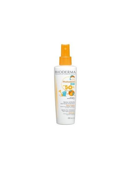 Bioderma Photoderm Kid SPF50+ Spray 200ml