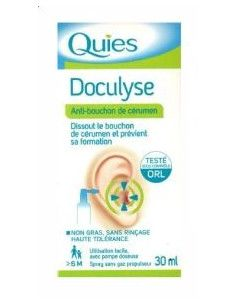 Doculyse spray auricular 30ml