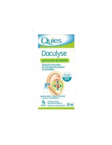 Doculyse spray auricular 30ml