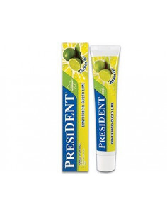 President Junior 6+ Pasta de dinti 50ml