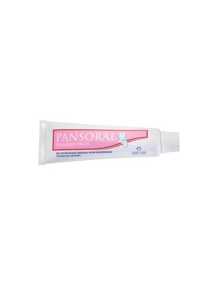 Pansoral gel masaj gingival pentru copii 15ml