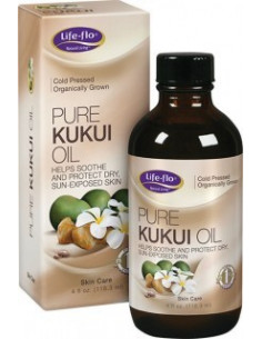 Pure Kukui Oil 118ml