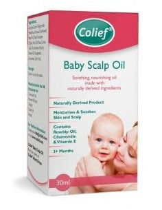 Colief Baby Scalp Oil 30ml