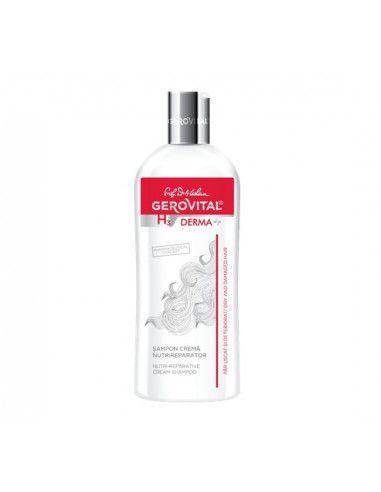 Gerovital H3 Derma+ Sampon Crema nutrireparator x 200ml