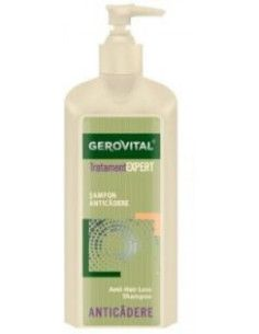 Gerovital Tratament Expert Sampon anticadere 400ml