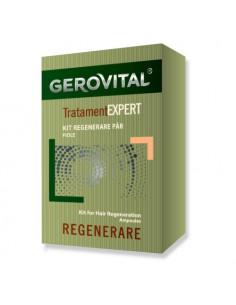 Gerovital Tratament Expert Kit Regenerare Par 10fiole x 5ml