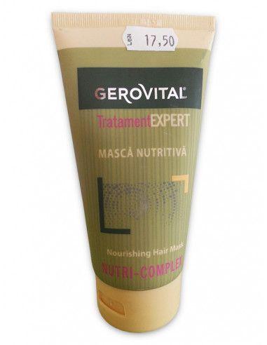 Gerovital Tratament Expert Masca Nutritiva 150ml