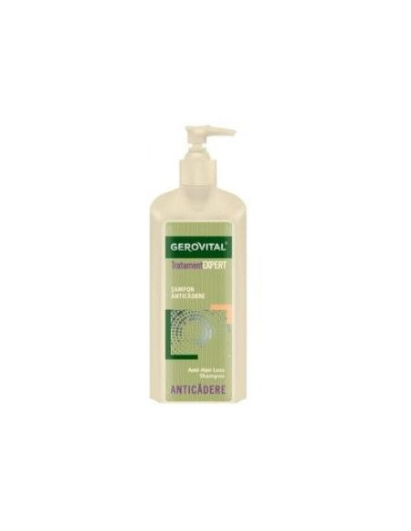 Gerovital Tratament Expert Sampon anticadere 250ml