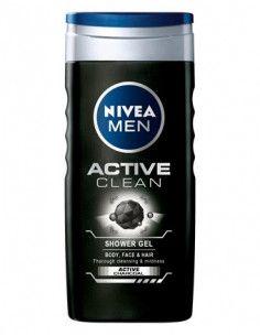 Nivea Men Gel de dus Active Clean 500ml
