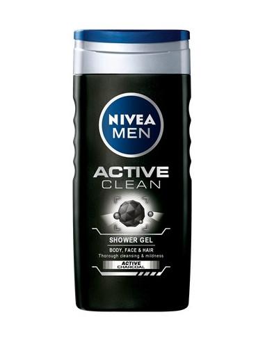 Nivea Men Gel de dus Active Clean x 500ml