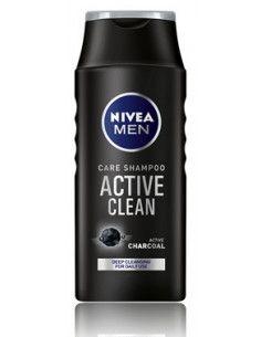 Nivea Men Sampon Active Clean 250ml