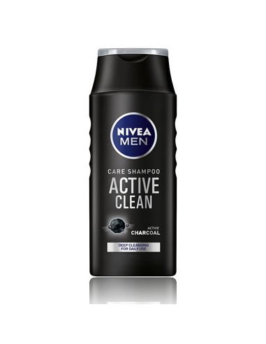 Nivea Men Sampon Active Clean x 250ml