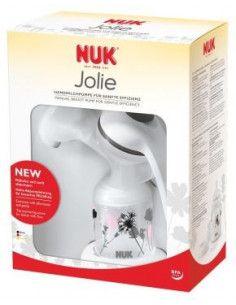 NUK Pompa manuala pentru san Jolie