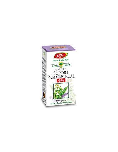 Suport premenstrual x 60 capsule (Fares)