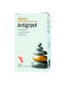 Antigripol x 20 comprimate (Alevia)