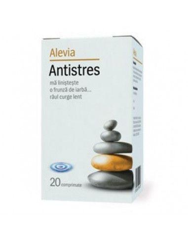 Antistres x 30 comprimate (Alevia)